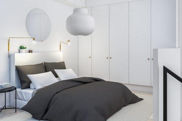 Makuuhuone asunto 2_2